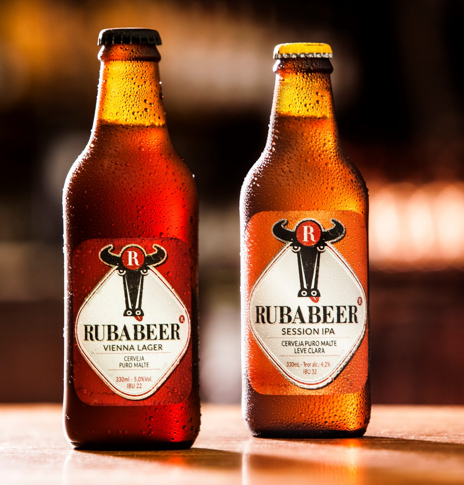 Rubabeer Vienna Lager e Session Ipa