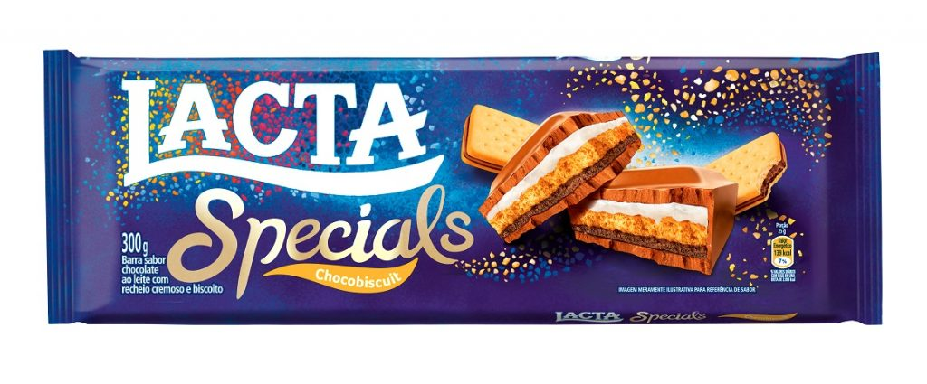 Lacta Specials Chocobiscuit (300g)