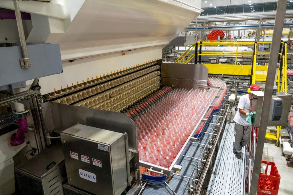 Nova fábrica permitirá duplicar linha de produção de PET Retornável