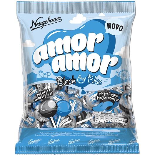 Amo Amor Black & Blue