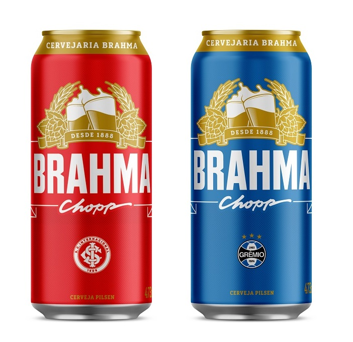 Brahma frente