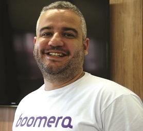 Gui Brammer é CEO da Boomera