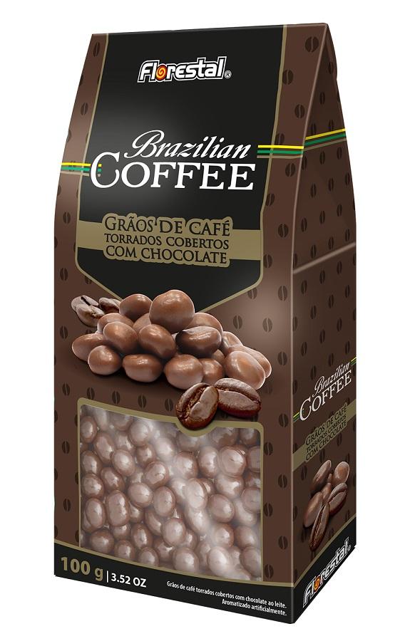 Drageados Brazilian Chocolate