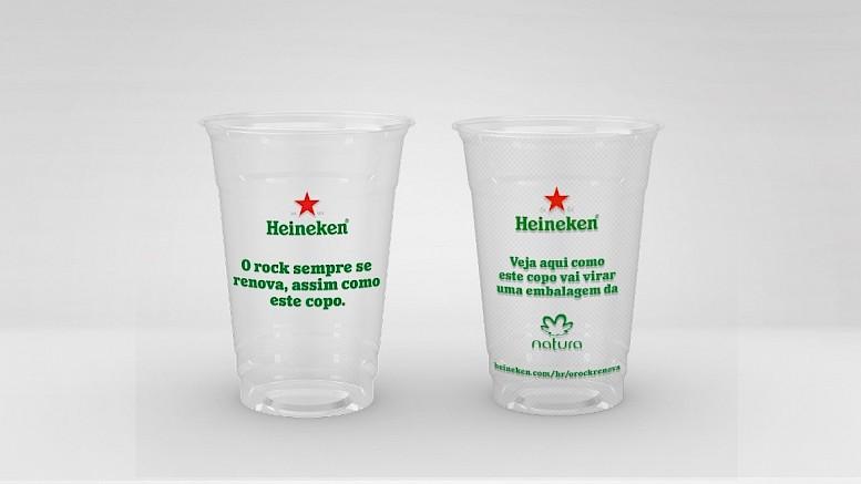Heineken copo