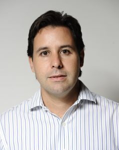Tiago Buischi, gerente de marketing de Nescafé Dolce Gusto