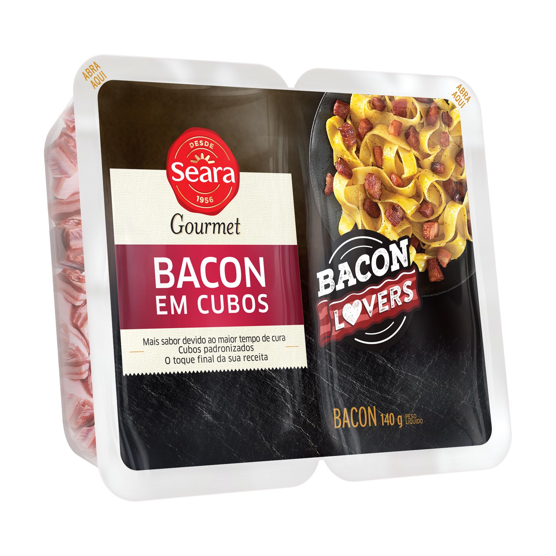 Bacon em Cubos Seara Gourmet