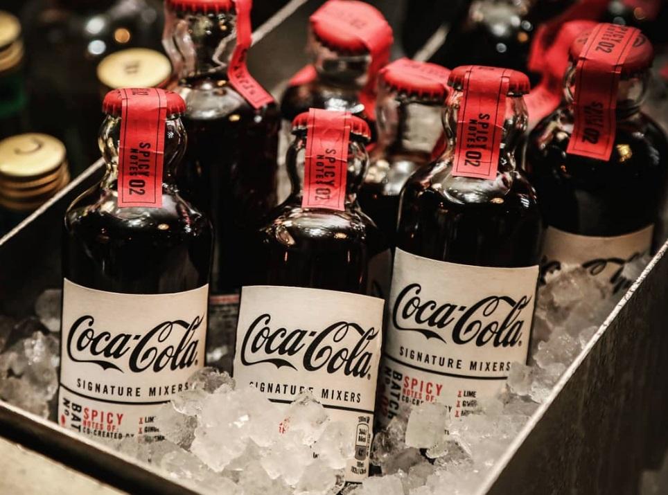 Coca mixer3