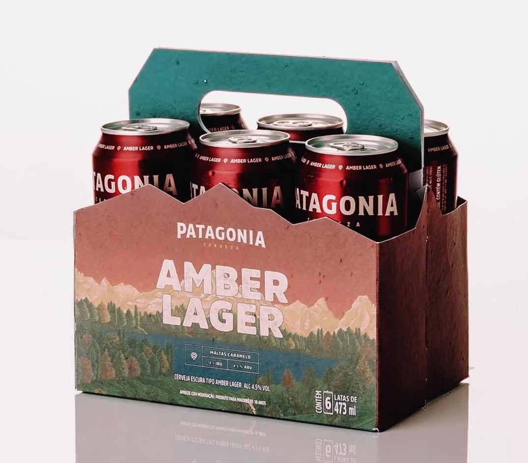 Cerveza Patagonia - Eco Pack 01