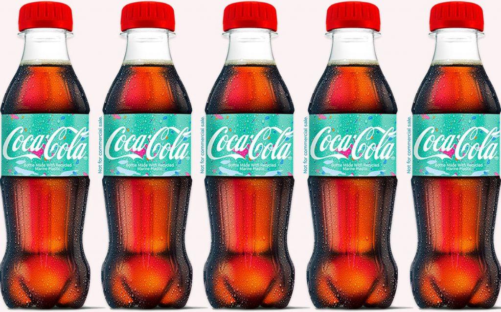 Coca-Cola Marinha