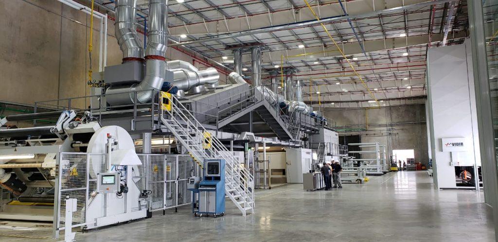 Impressora de alta definição para papelão ondulado é a primeira da América Latina