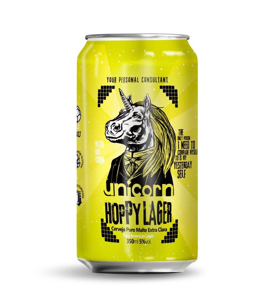 Unicorn Hoppy Lager