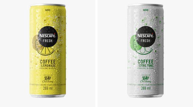 Nescafé Fresh