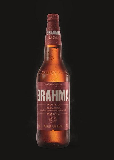 Brahma lança cerveja duplo malte | EmbalagemMarca
