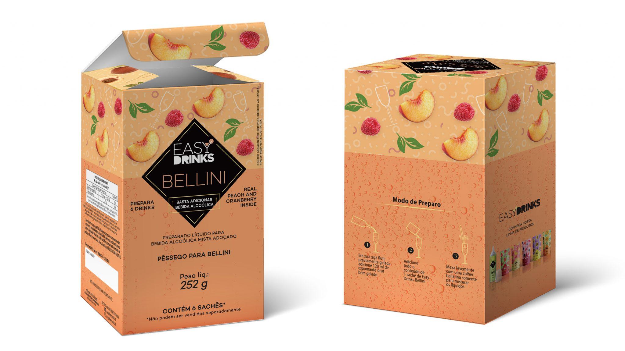 Caixa_EasyDrinks Bellini
